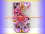 Giocattoli bambola economica tipo barbie con movimento cm 29 assortita in vari colori