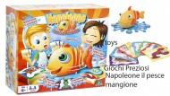 Giochi Preziosi - Napoleone il Pesce Mangione Gioco da Tavola con Suoni e Carte