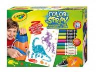 Crayola 04-8738 - Color Spray TRASFORMA I TUOI PENNARELLI IN ARTE