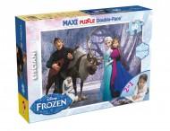 Puzzle Df Supermaxi 60 Frozen di Lisciani 46874