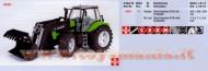 Bruder Deutz Agrotron x720 cod 3081