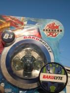 Nuova serie Bakugan trasparente azzurro bakulyte