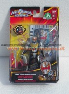 POWER RANGER MEGAFORCE PERSONAGGI 10 CM,ROBO KNIGHT, NCR 35100
