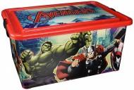 Contenitore Portagiochi Avengers - Stor ST04616