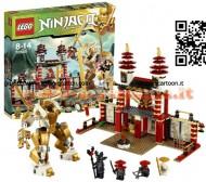 lego 70505 NINJAGO® Il Tempio della Luce Ninjago - Temple of Light - 70505