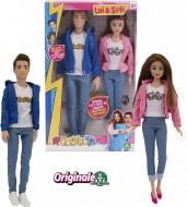 Me Contro Te Fashion Doll Coppia Bambole, 30 cm, Giochi Preziosi  MEC01000